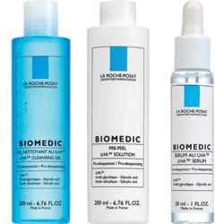 Biomedic facial products James